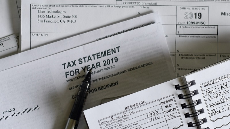 Steuererklärung, Steuern, Digitalsteuer