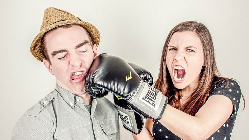 Streit, Diskussion, Kampf, Kontroverse, Fight