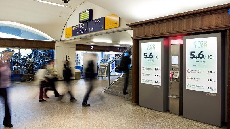 Hamburg Bahnhof, The Good Turn, Menschen, Transport