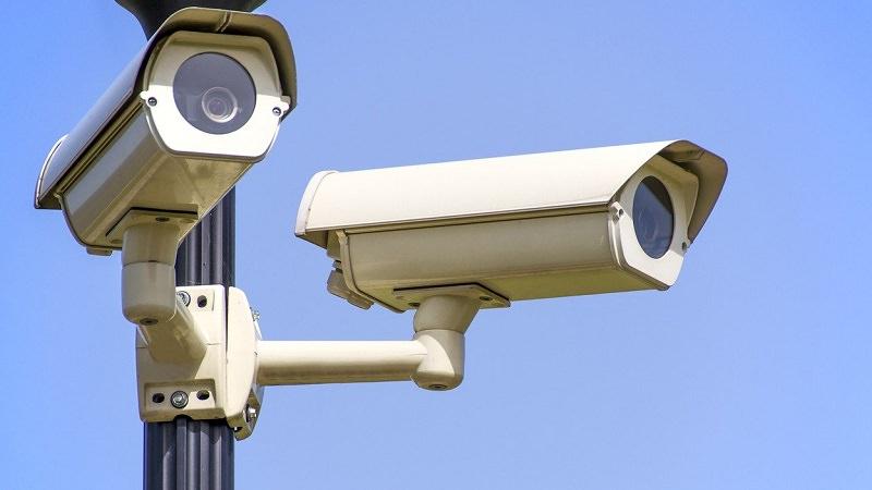 Überwachung, Überwachungskameras, Videoüberwachung, Videoüberwachung im Unternehmen