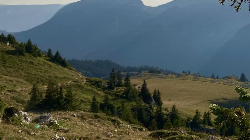 Französische Alpen, Natur
