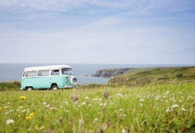 Volkswagen, VW Bus, Bulli, Campervan, Vanlife, Camping