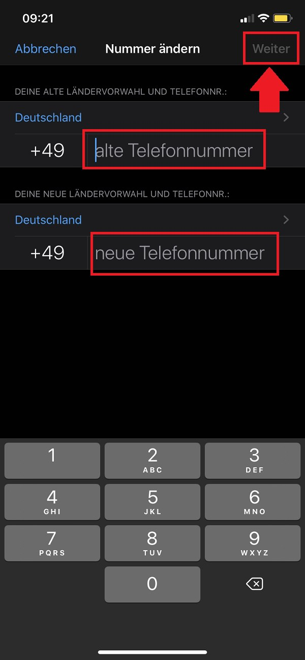 WhatsApp, iPhone, Apple, Apps, iPhone 11, WhatsaApp-Nummer ändern, Whatsapp Nummer ändern