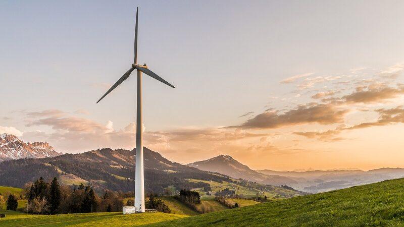Windrad, Wind, Windenergie, Ökostrom, Emissionshandel, Fortomorrow