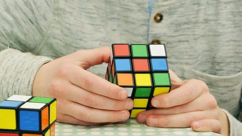 Zauberwürfel, Magic Cube, Skills, digitale Kompetenzen