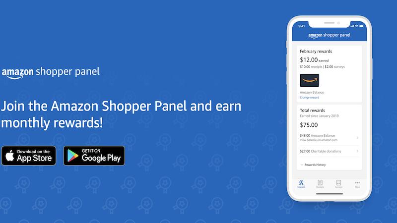Amazon, Amazon Shopper Panel, E-Commerce, Datensicherheit