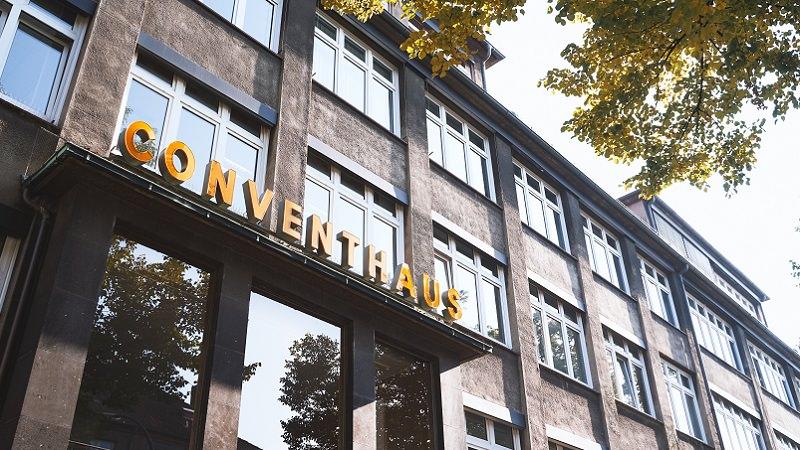Albert Bauer, Hamburg, Conventhaus