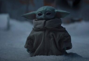 Baby Yoda, The Mandalorian, Disney Plus