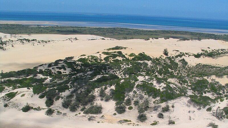 Bazaruto, Mosambik, Strand, Sand, Meer, Insel, Afrika