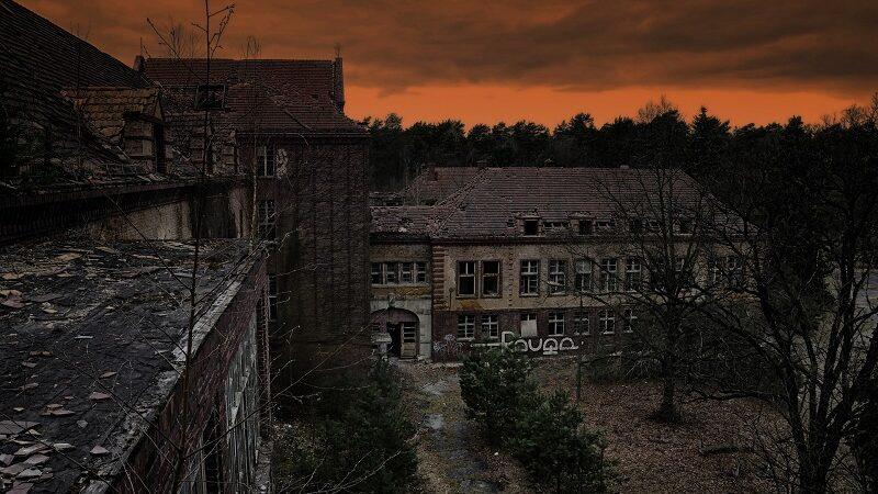 Achtung, düster! Das sind die gruseligsten Orte in Deutschland
