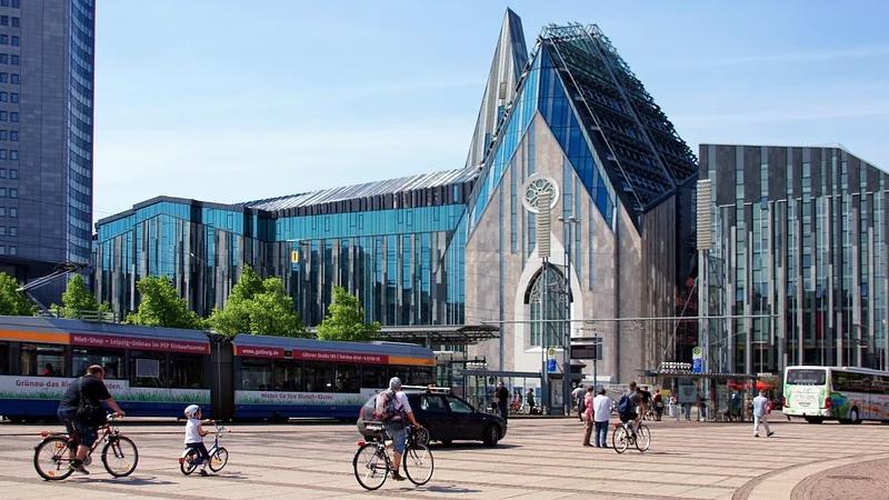 Leipzig, Innenstadt