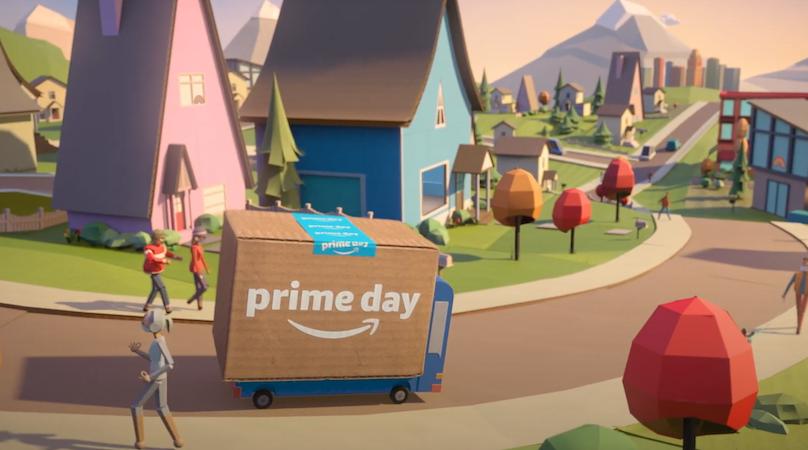 Amazon Prime Day 2020, Amazon Prime, Amazon-Paket