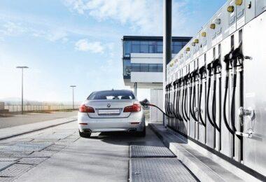 Synfuels, E-Fuels, Tankstelle, Auto, Bosch
