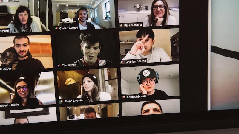 Zoom, Videokonferenz-App, Zukunft von Zoom