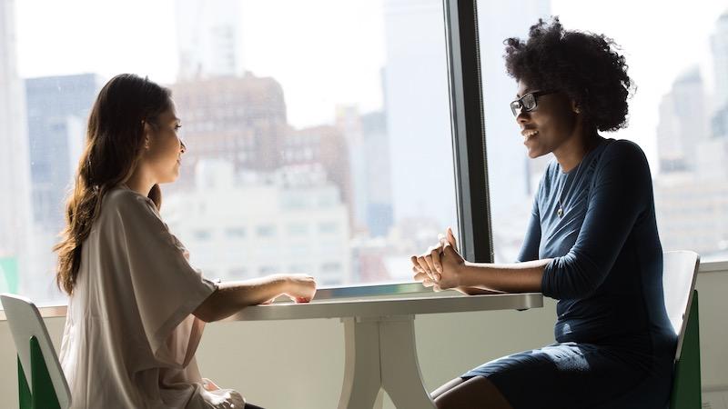 Gesprächsführung, Gespräch, Kommunikation, Arbeit