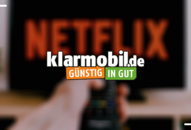 BT Deals klarmobil.de Nteflix