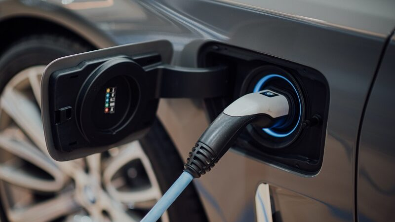 Elektroauto, laden, Strom