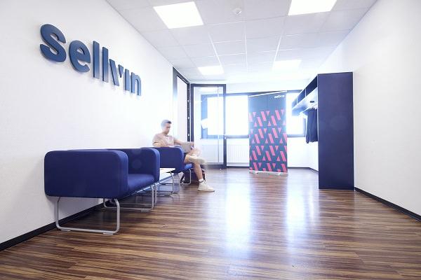 Sellvin, Sellvin AG, sellvin AG