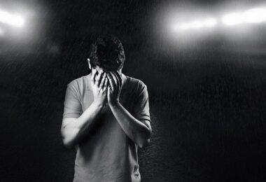 Fehler, Stress, Trauer, Mistake, Image von Führungskräften