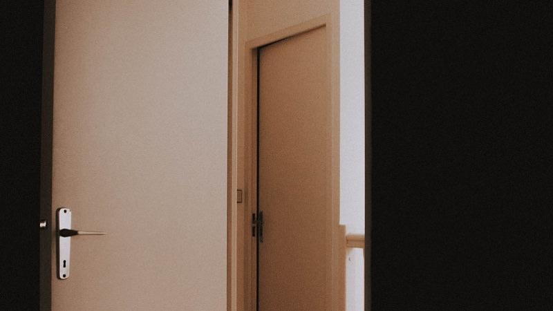 Licht aus, Tür zu, Feierabend