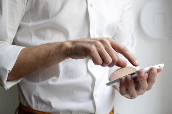 Handy, Arbeit, Office, Smartphone