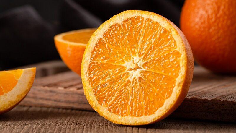 Orangen, Frucht, Essen