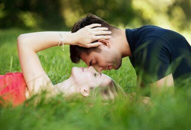 Paar, Liebe, Romantik, Gefühle