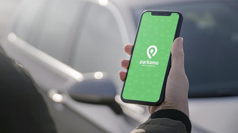Parkamo: So verschwendest du nie wieder Zeit bei der Parkplatzsuche