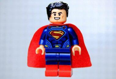 Superman, Superheld, Lego, Selbstwertgefühl