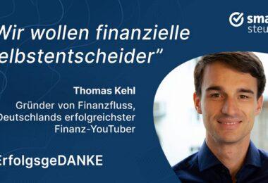 Thomas Kehl, Finanzfluss