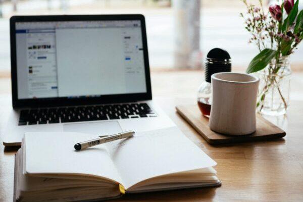 Arbeit, Computer, Schreiben