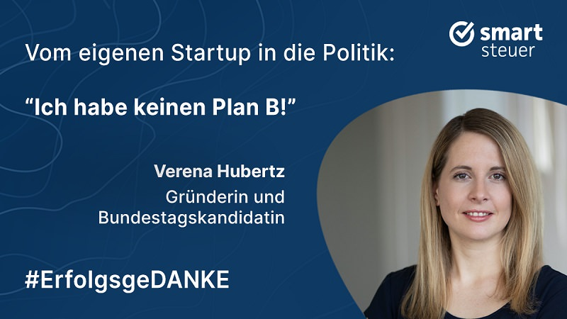 Verena Hubertz, Kitchen Stories, ErfolgsgeDANKE, Podcast
