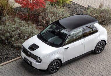Honda e, German Car of the Year 2021, Auto des Jahres, Elektroauto