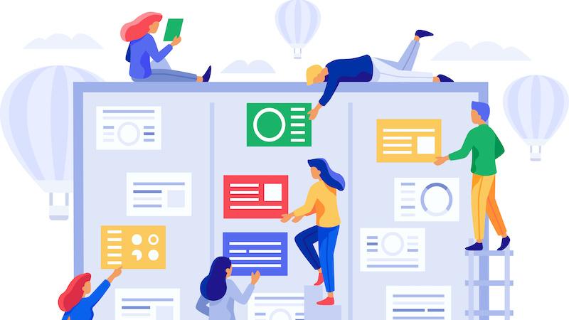 agile Arbeit Fleixibilität Home Office New Work