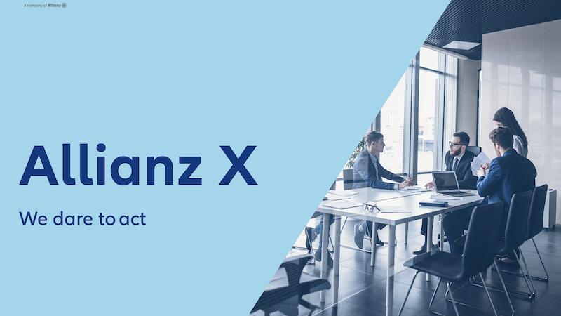 Allianz, Allianz X, Versicherungen