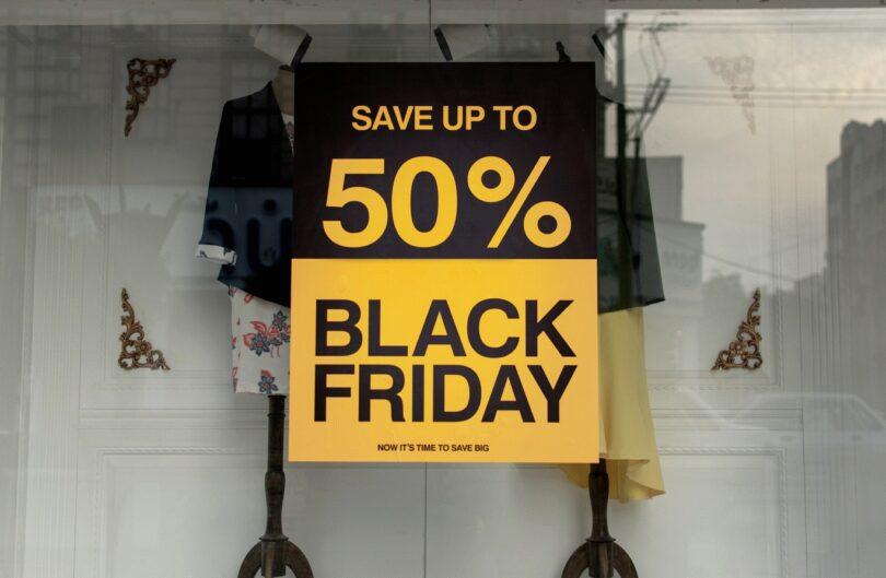 Black Friday, Rabatte, Shopping