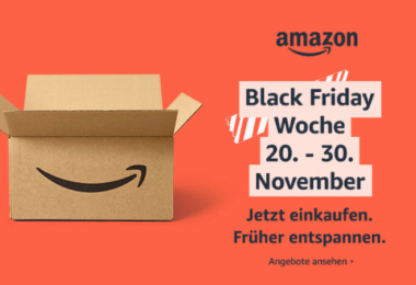 Amazon Black Friday Woche 2020