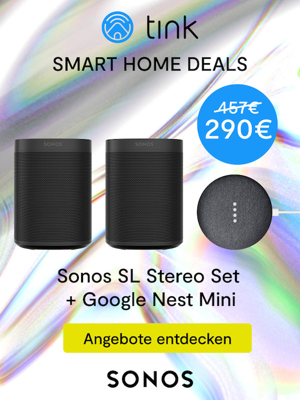 Black Friday tink Sonos