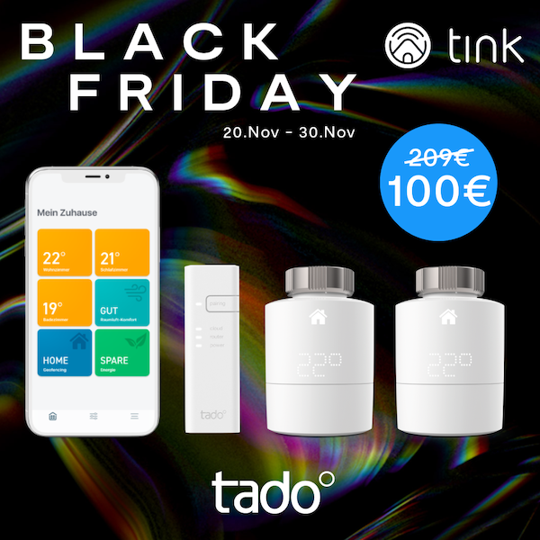 Black Friday tink tado