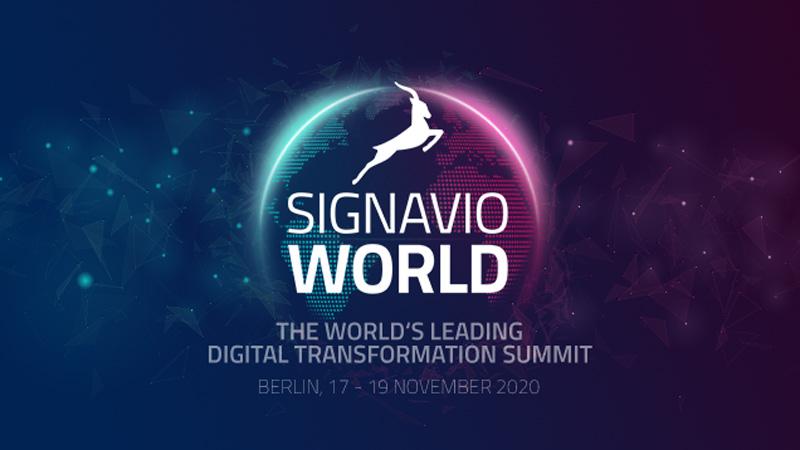 BT Signavio World 2020
