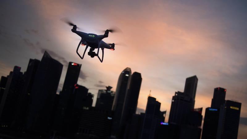 Amazon, Amazon-Drohnen-Lieferung, Post, Logistik, E-Commerce