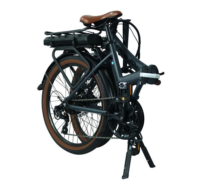 E-Bike, Klapprad, Faltrad, Frida 500, Blaupunkt