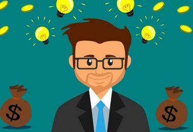 Geldsack, Idee, Investor, Warum investieren Investoren?