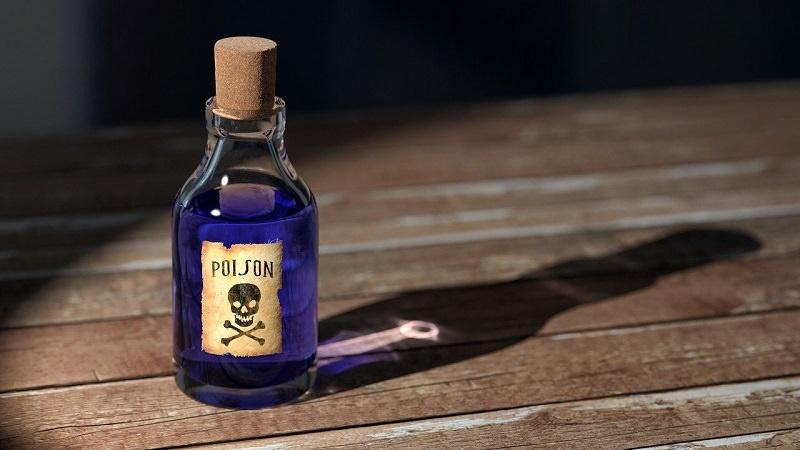 Gift, Poison, Gefahr, gefährliche Aussagen, gefährliche Sätze