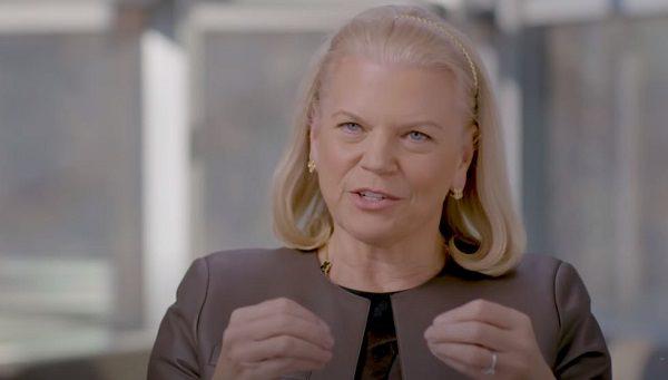 Ginni Rometty, IBM