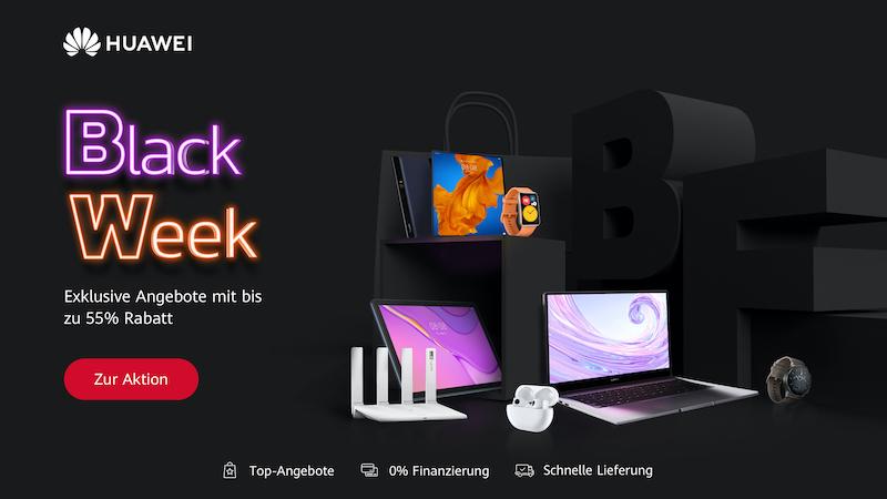 Huawei Black Week Angebote