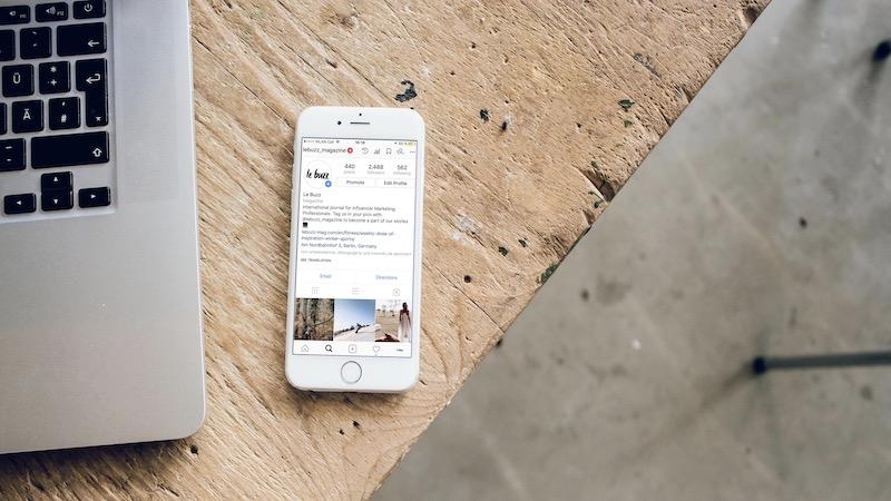 Instagram, Instagram-Design, Reels, Shopping
