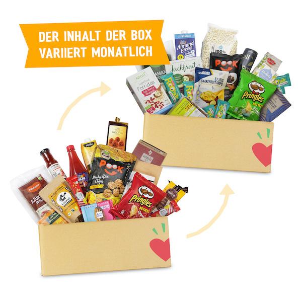 Lebensmittel retten SIRPLUS Retterbox Veggie L