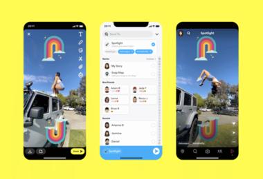 Snapchat, Snapchat Spotlight