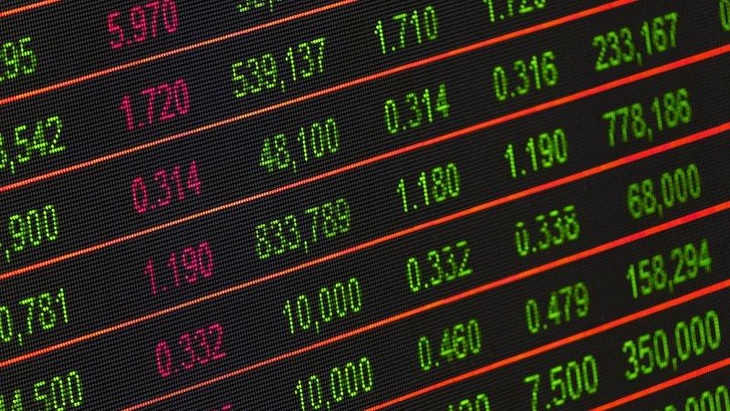 Aktien, Aktienkurse, Börse, Trading, beliebteste Aktienkurse